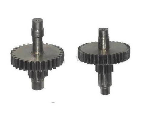 齿轮轴的加工工艺及应用