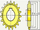 链传动装配作业标准-机械传动作业标准