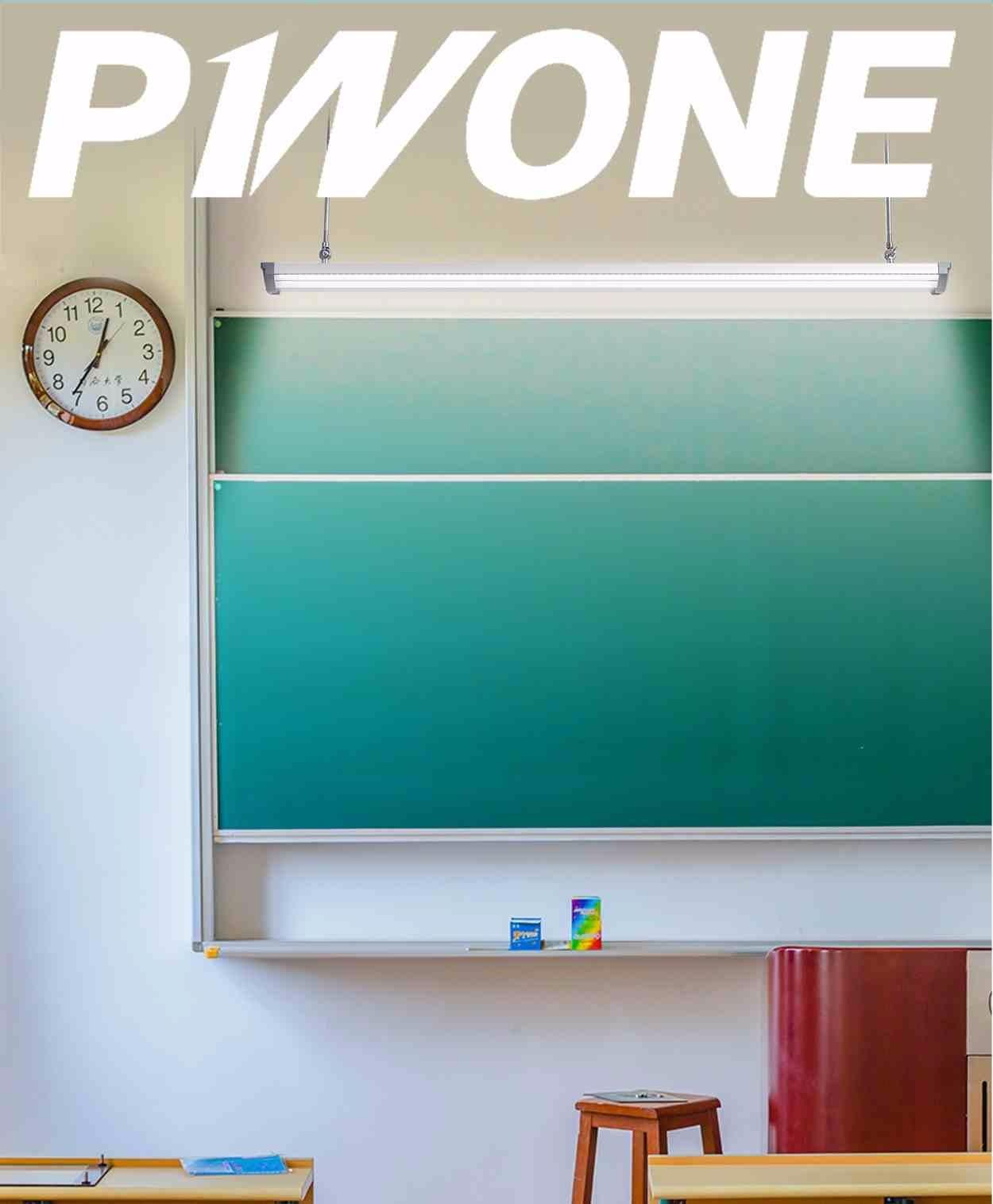 教室灯安装图