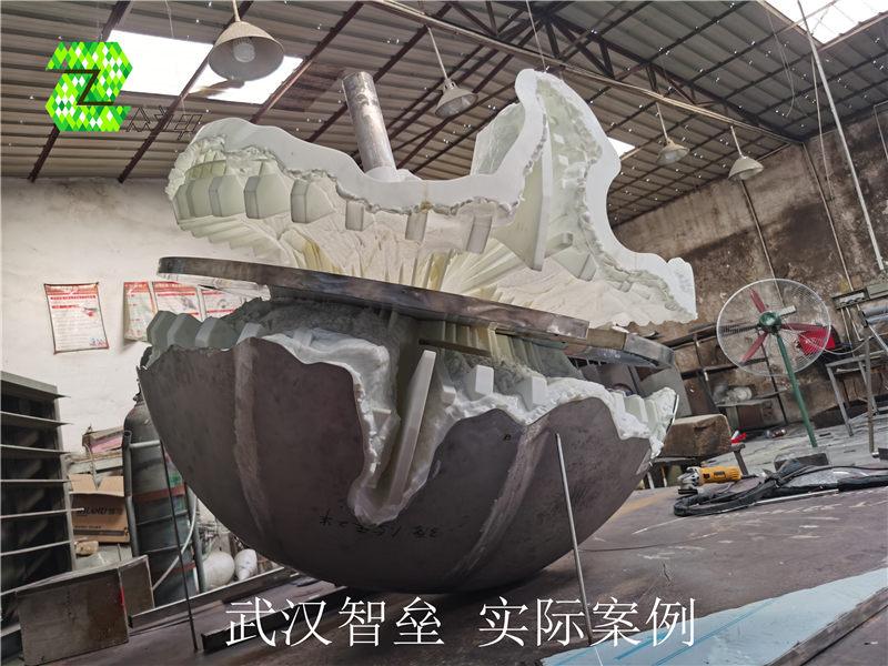 可发光的雕塑作品 项目八 (2)