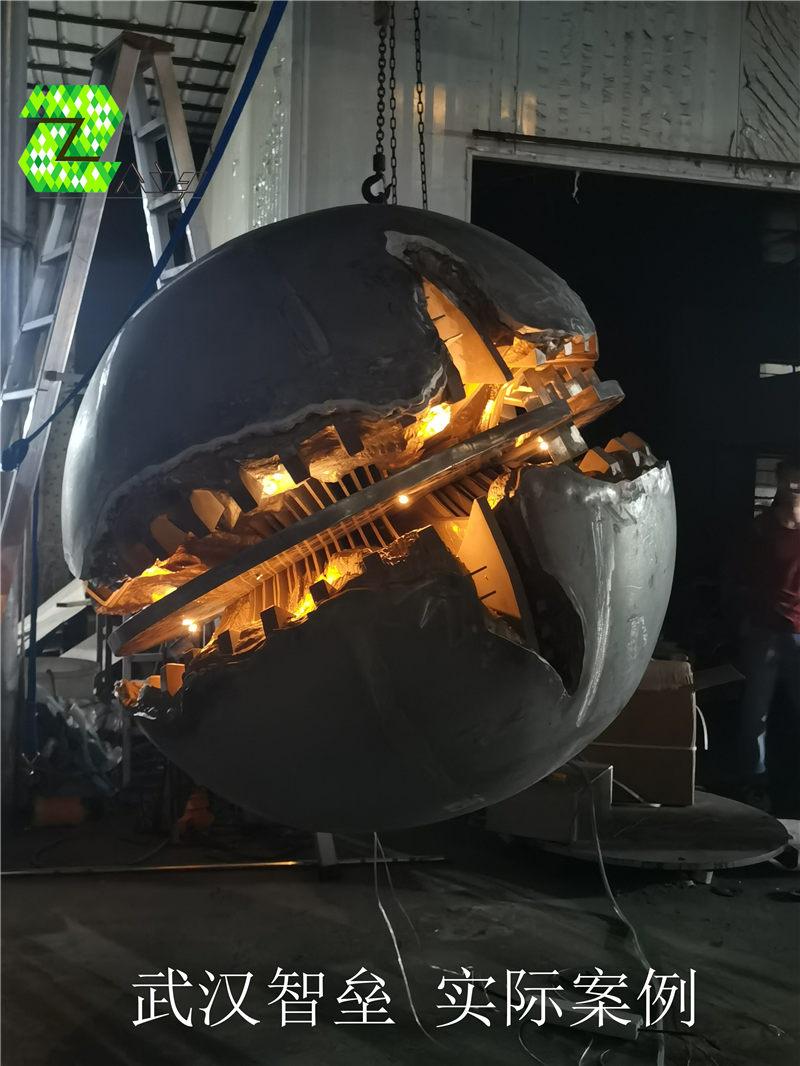 可发光的雕塑作品 项目八 (7)