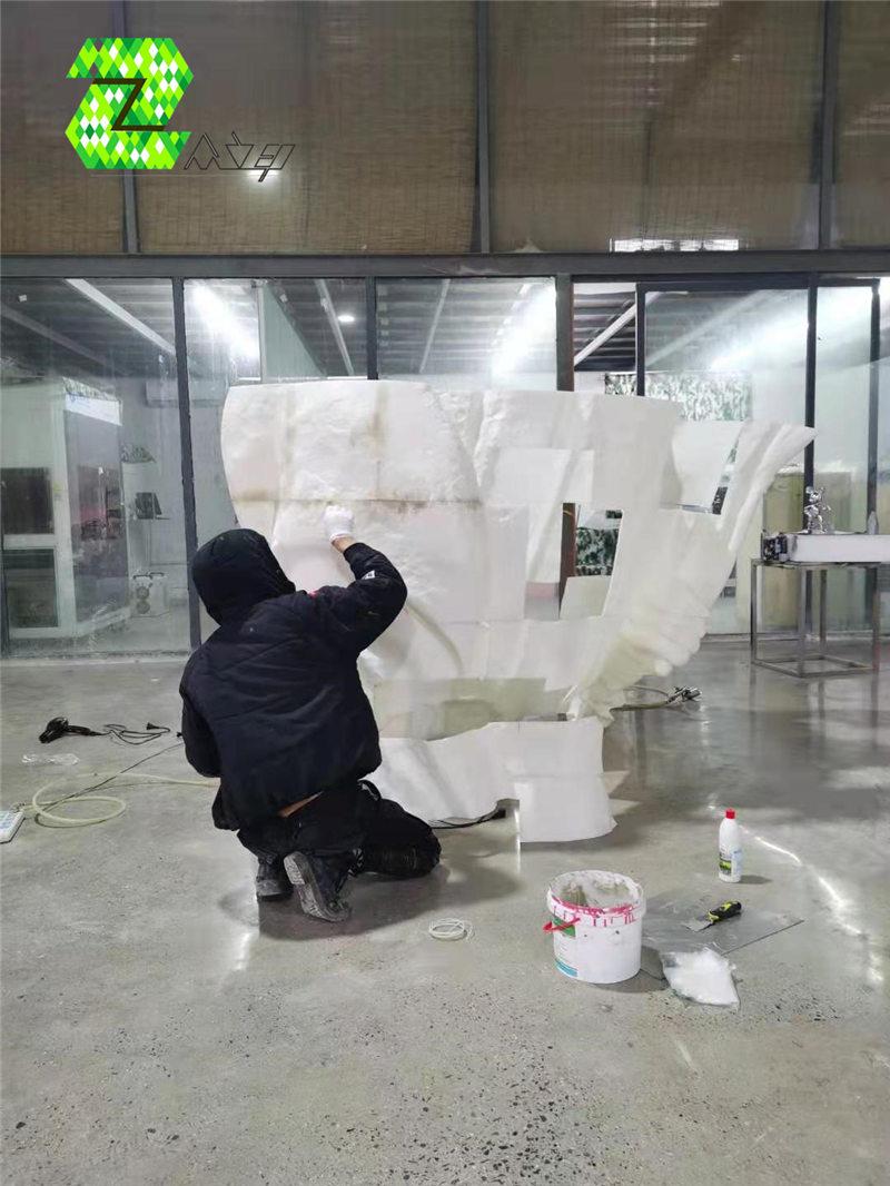 雕塑模型3D打印 (4)