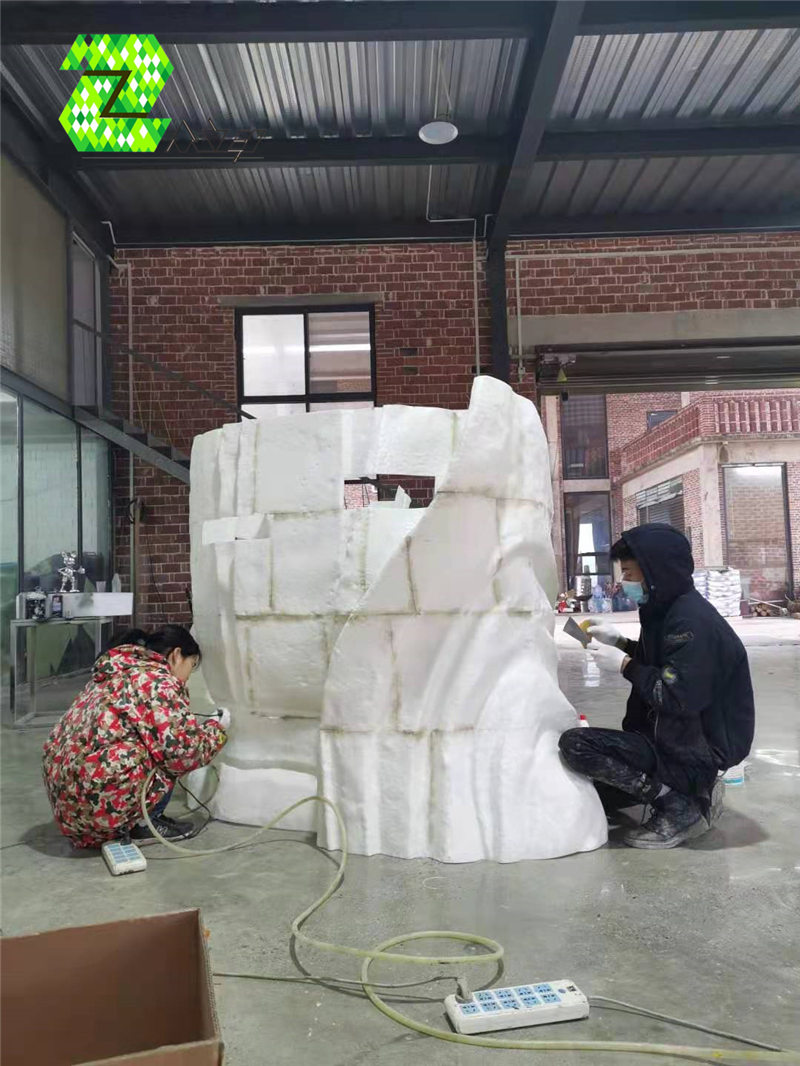 雕塑模型3D打印 (5)