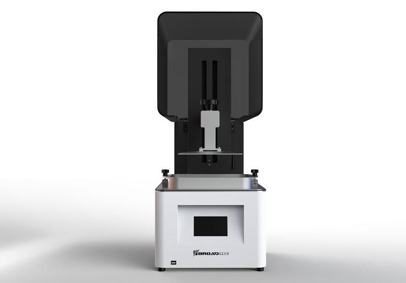 高精度光固化3D打印机