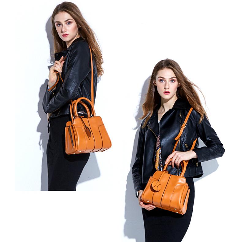 新款 经典时尚托特包 韩版女包 撞色单肩包斜挎手提包 大容量托特包
