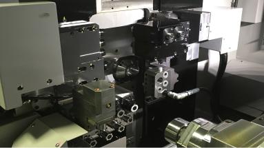 走心机(纵切机)/CNC自動旋盤