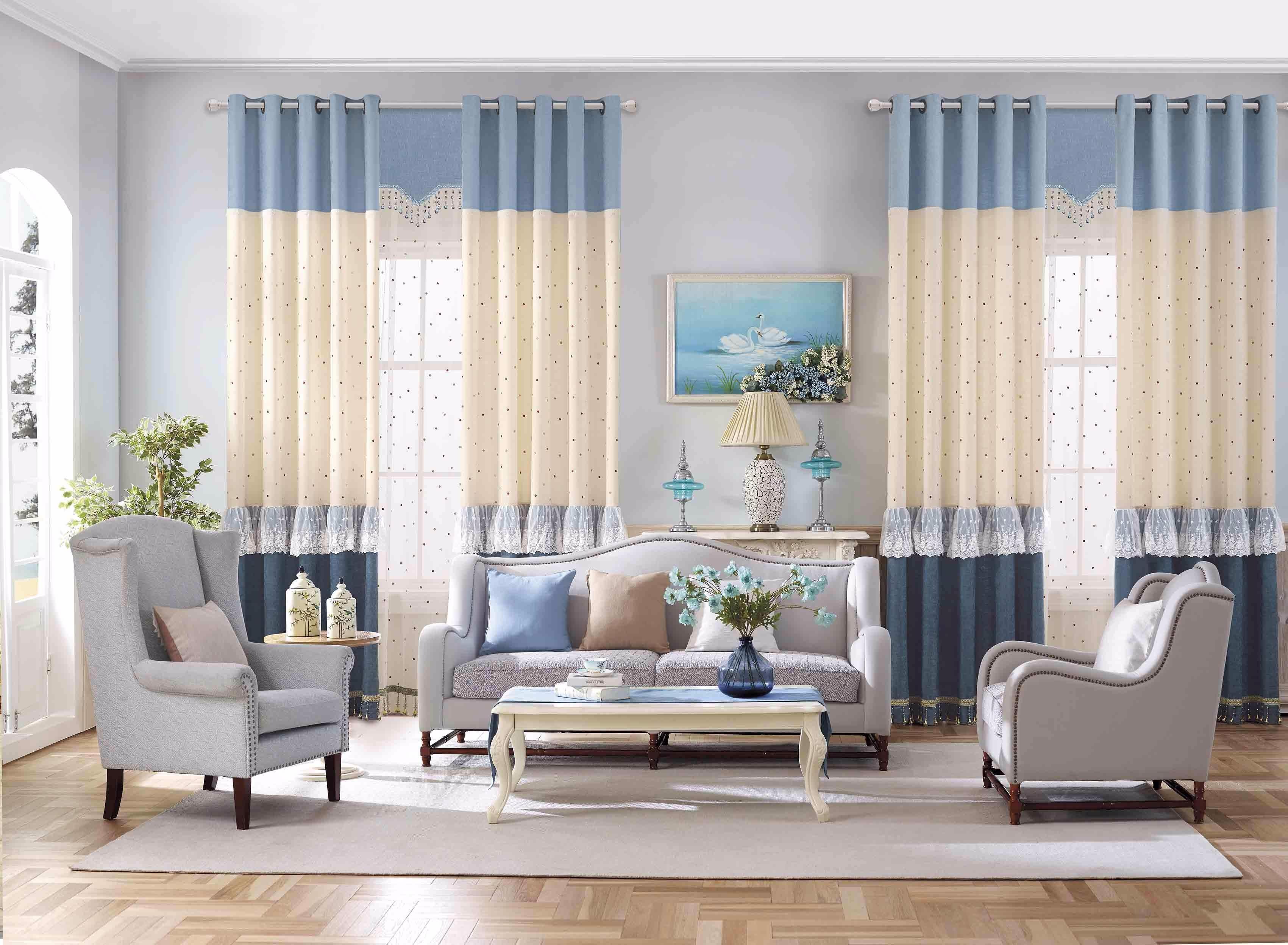 纯色窗帘,简单也惊艳!