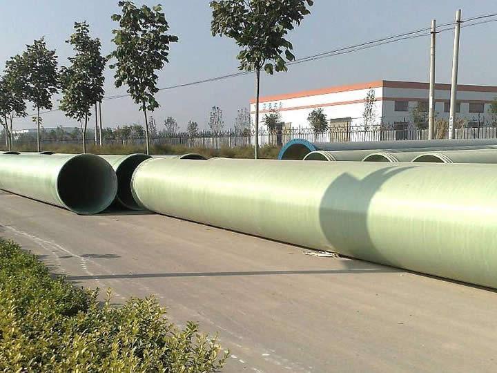 广西隆安华侨管理区玻璃钢夹砂管
