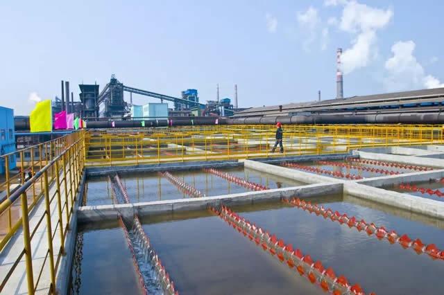 柳钢集团净水药剂项目