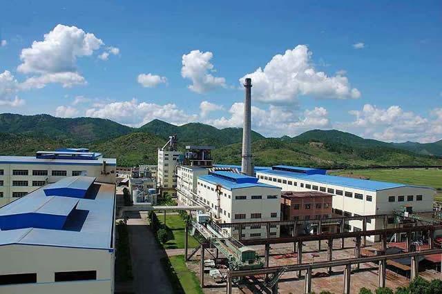 南宁糖业净水药剂项目
