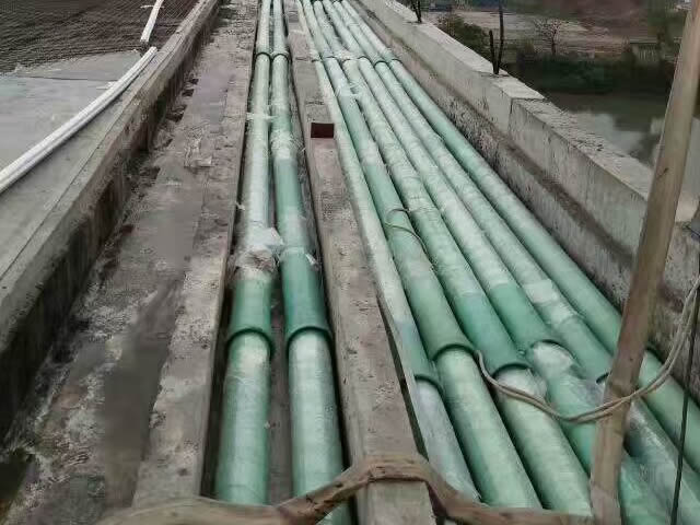 广西贵港市环城路玻璃钢电缆管