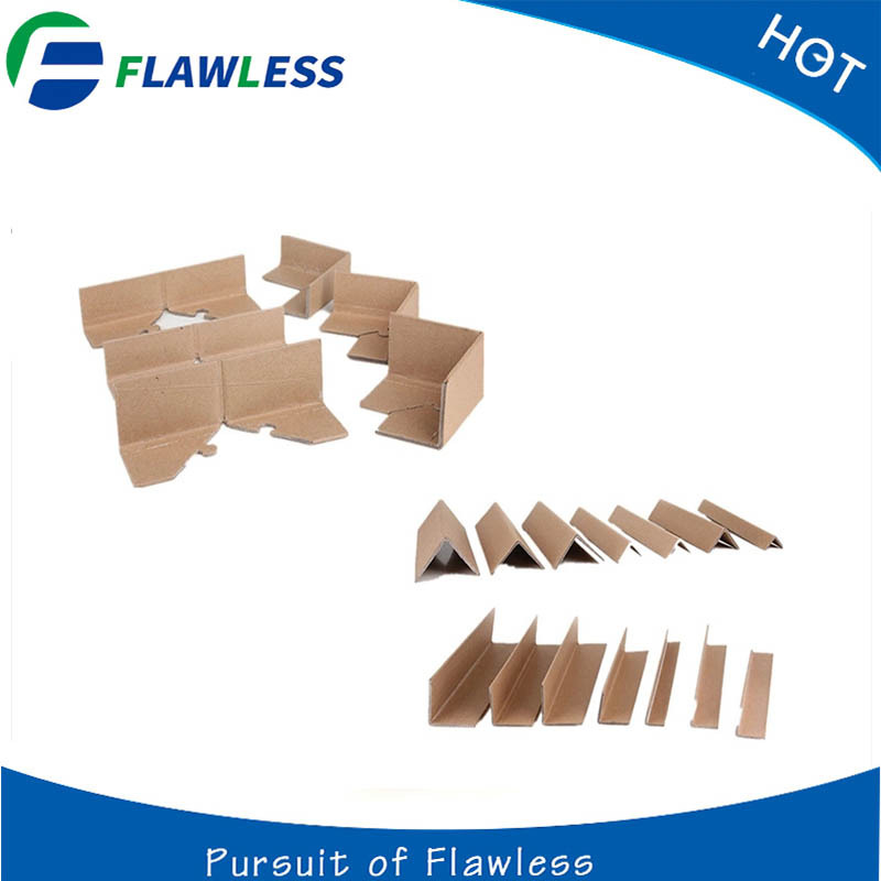Custom Paper Corner Protector for carton box