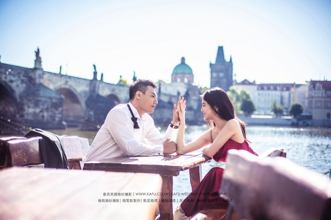Paris / Greece / Prague