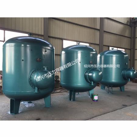 (半)容積式水加熱器