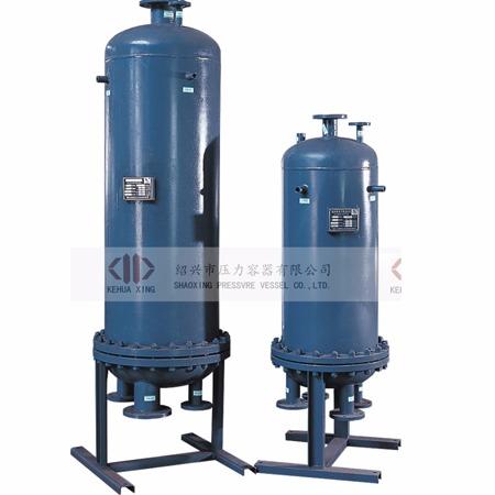 SFP、LFP浮動盤管換熱器