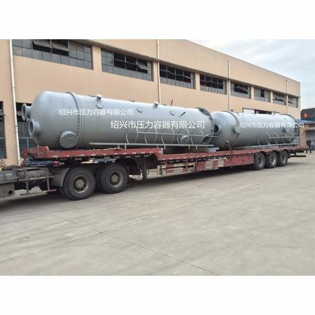 列管式冷凝器、蒸發器
