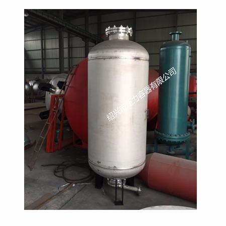 不銹鋼氣囊式穩壓罐