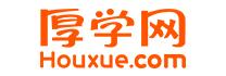 厚学网logo