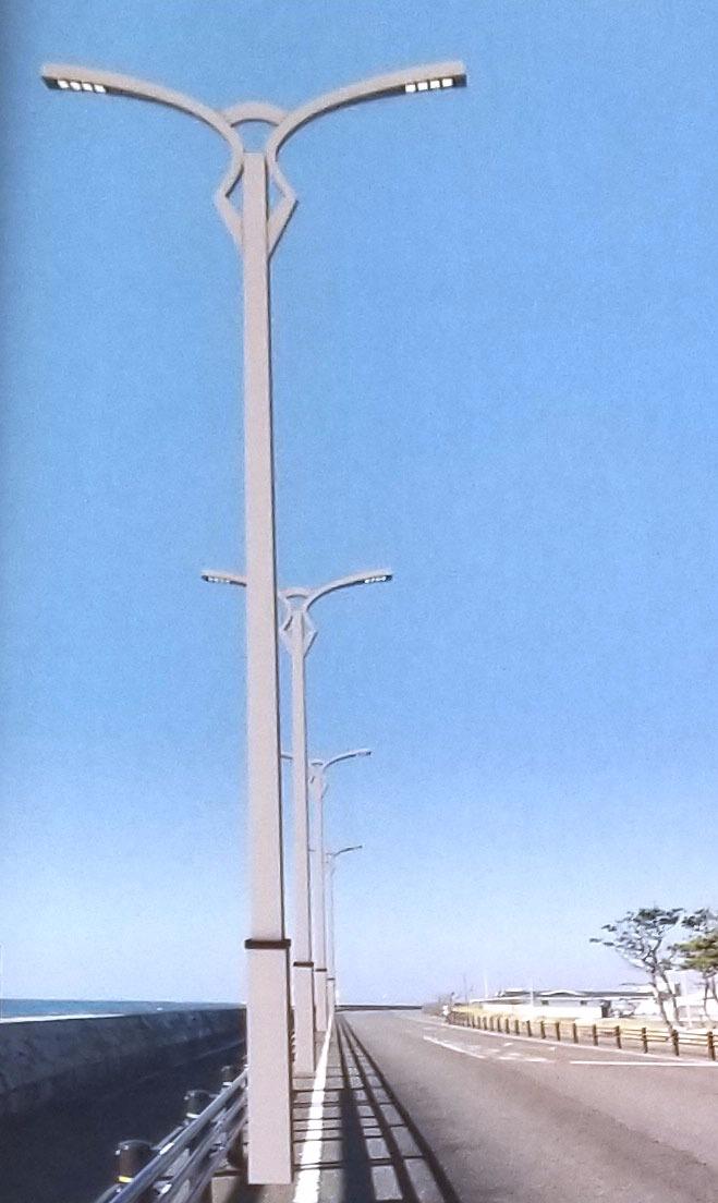 道路灯-4