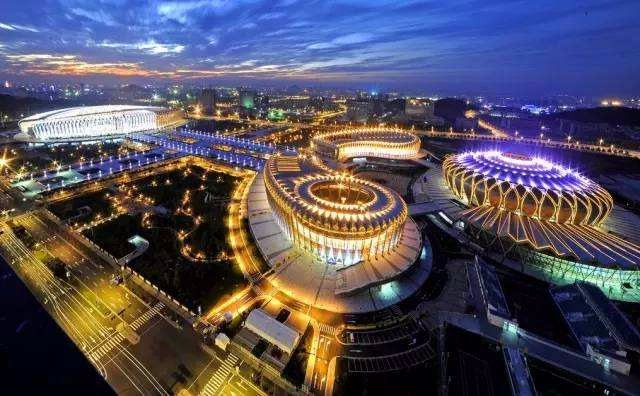 济南市高新区体育馆
