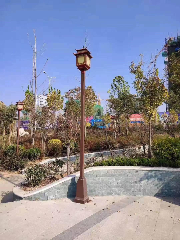 济南庭院灯