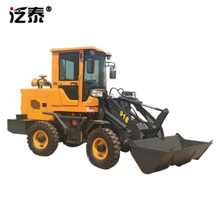 电动四驱装载机小型铲车装载机工程铲车四驱全新铲车