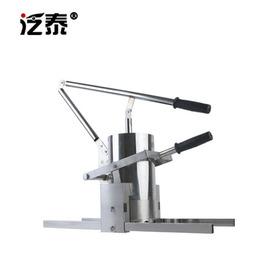 手動丸子機小型肉丸制作器手壓炸丸子機商用丸子成型機不銹鋼