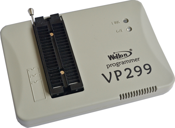 Wellon 系列通用编程器 VP299