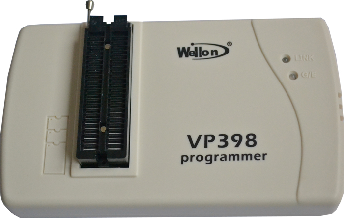 Wellon 系列通用编程器 VP398