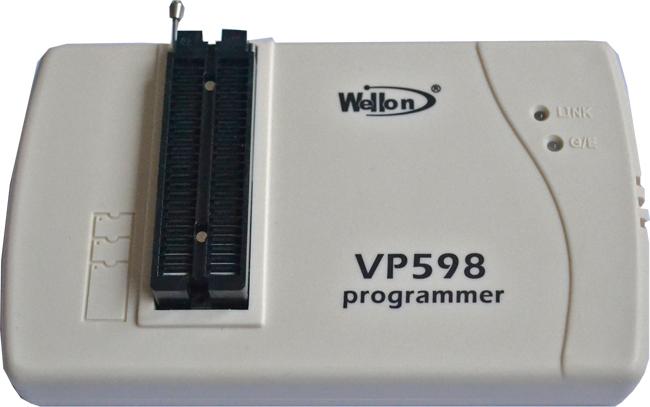 Wellon 系列通用编程器 VP598