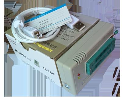 XGecu TL866II Plus 多功能编程器USB高性能迷你型