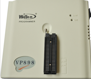 Wellon 系列通用编程器 VP898