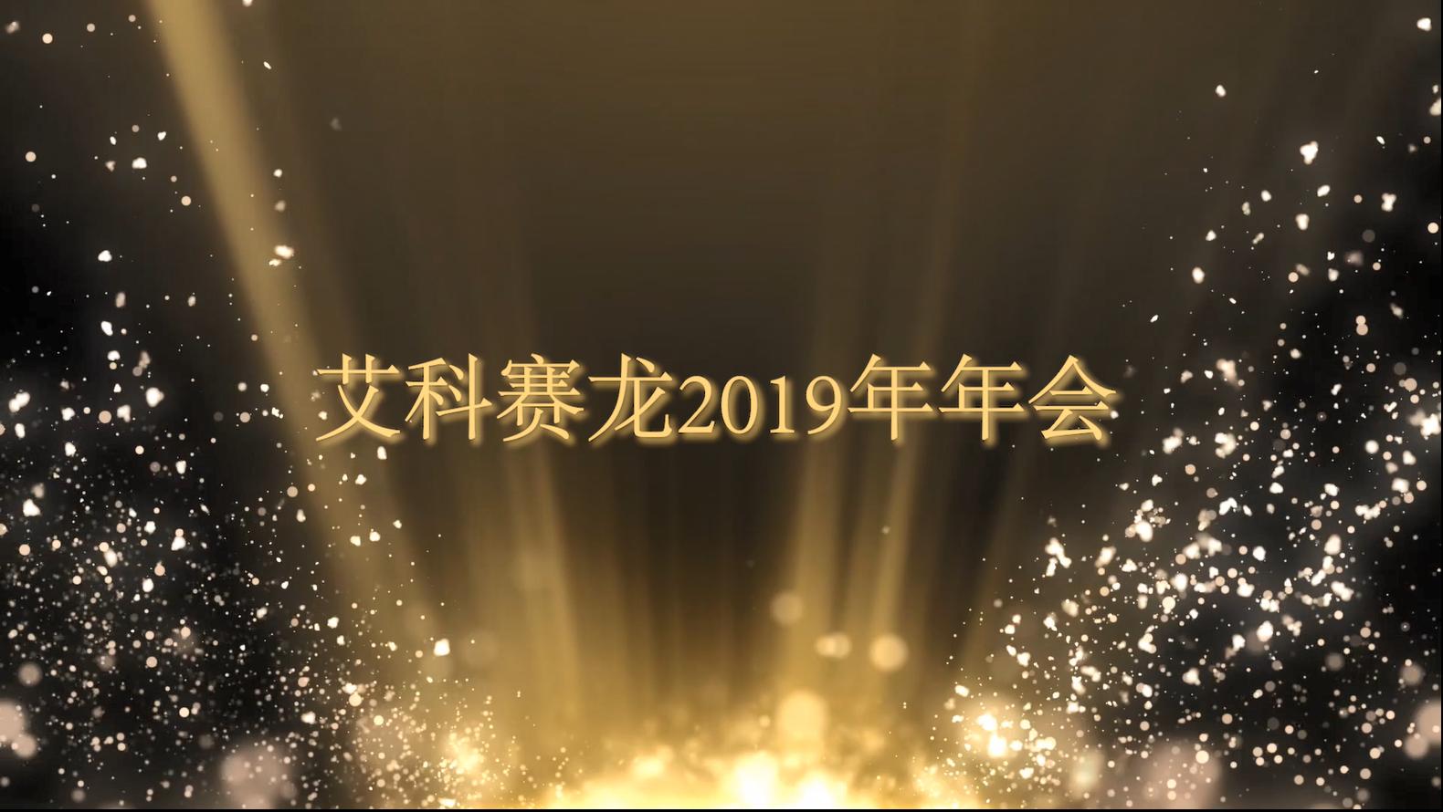 2019艾科赛龙年会成功举行