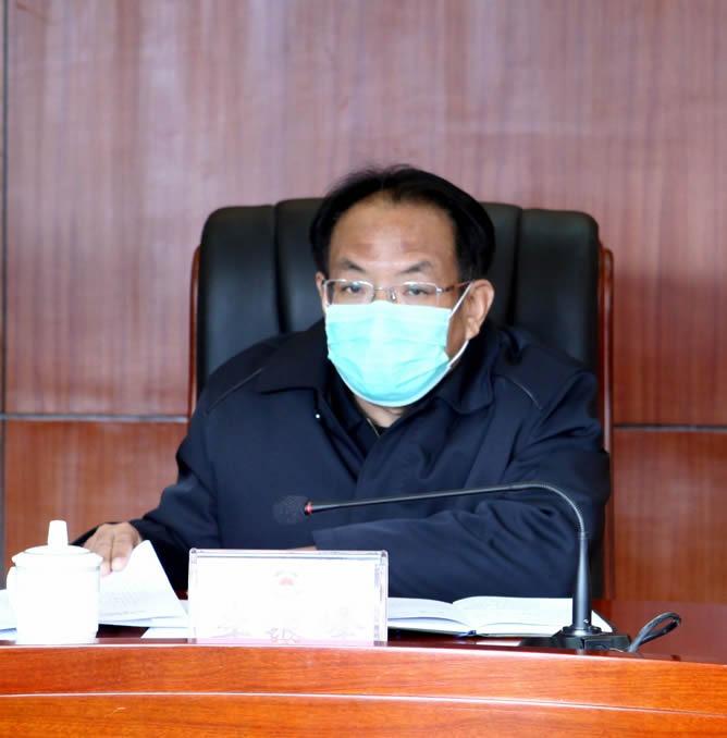 政协临沧市第四届委员会第二十六次主席会议召开
