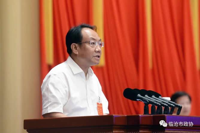 市政协主席李银峰参加2020年全国地方政协工作经验交流会并作大会口头交流发言