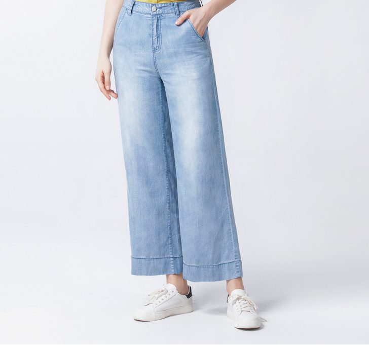Denim Long Pants
