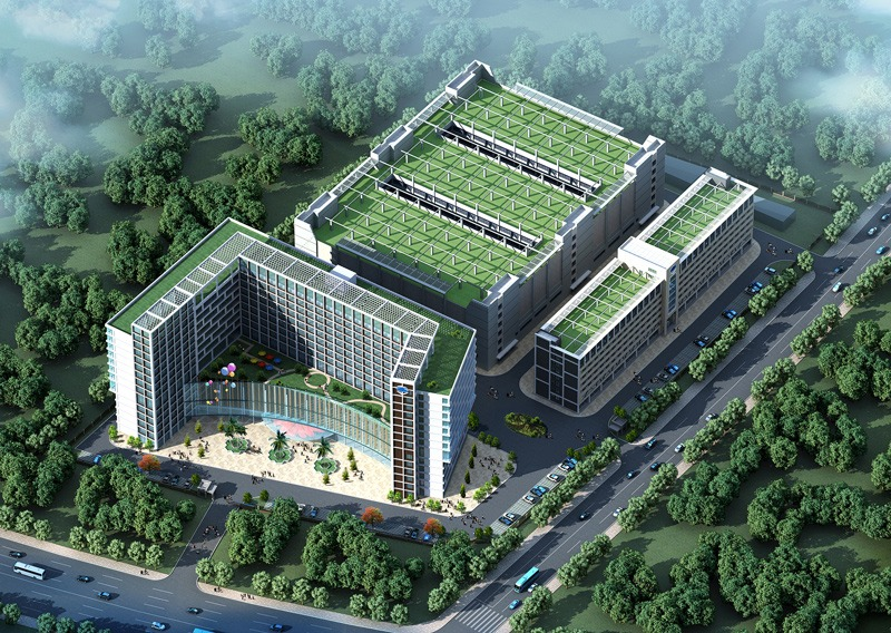 河源饭饭得食品科技工业园