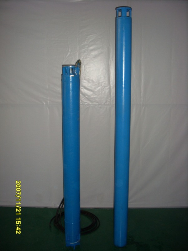 小口径热水井用电潜
