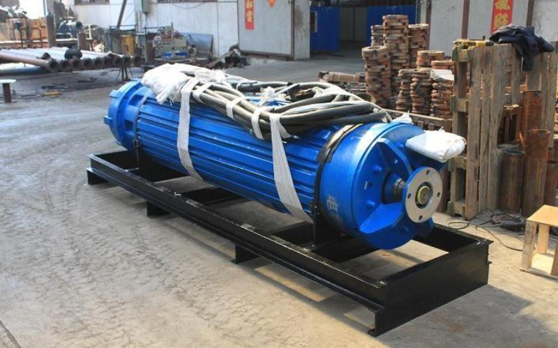 大型耐高温潜水泵