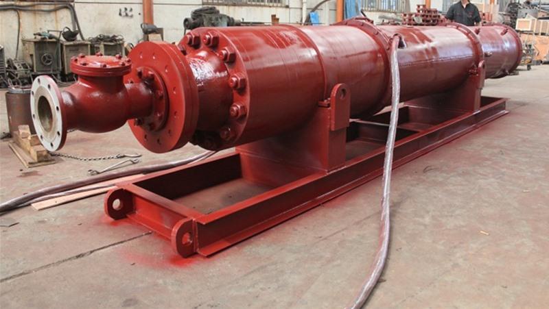 斜式安装矿用泵