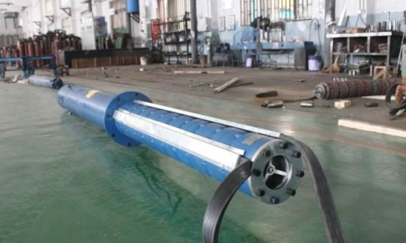 高扬程耐高温潜水泵