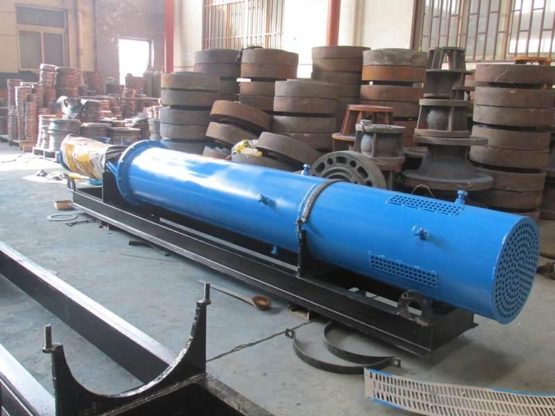 高压井用潜水泵
