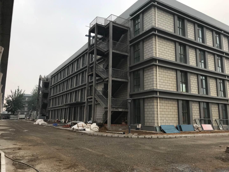京石高鐵維綜合辦公樓20000平米中央空調工程