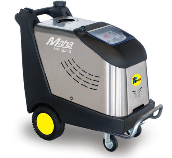 高压水流冲洗机
