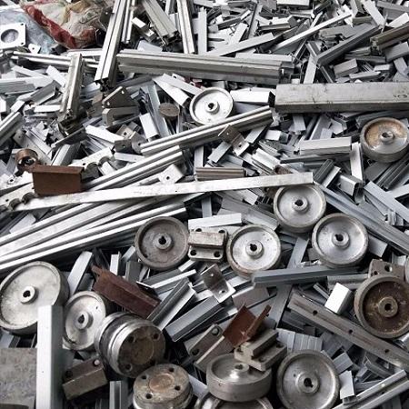 废旧金属、废旧有色金属