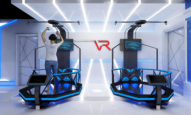 VR电梯1