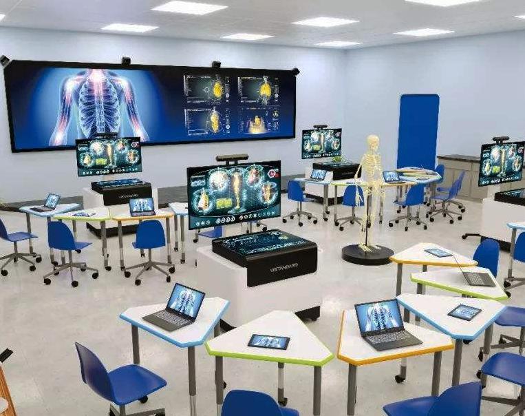 VR智慧创客教室