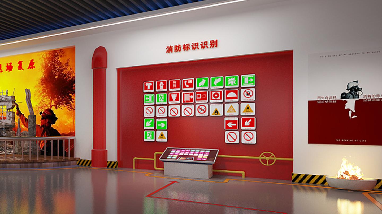 消防安全标识学习