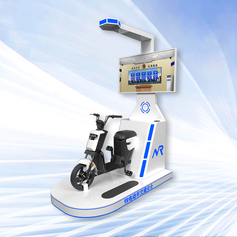 VR电动车