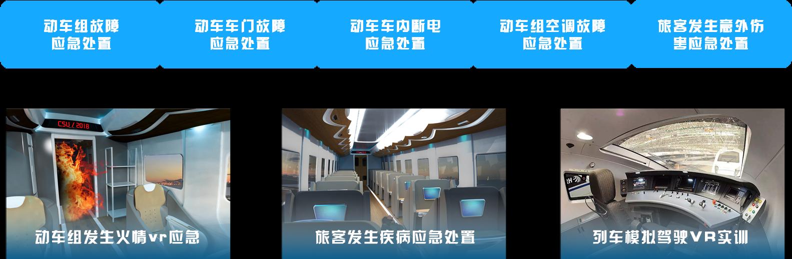 列车工作人员VR实训课程(合并)